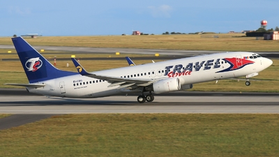 EI-CSG - Boeing 737-8AS - Travel Service