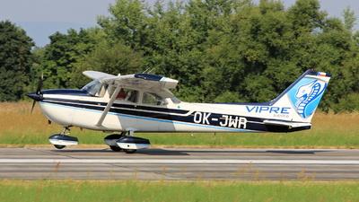 A picture of OKJWR - Cessna 172N Skyhawk - [17273829] - © Milos Ruza