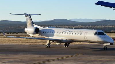 N12145 - Embraer ERJ-145XR - United Express (Trans States Airlines)