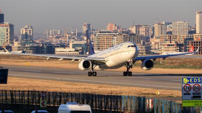 HZ-AQ20 - Airbus A330-343 - Saudi Arabian Airlines