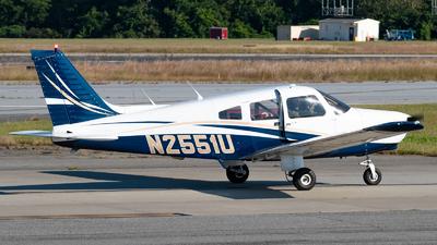 N2551U - Piper PA-28-161 Warrior III - Private