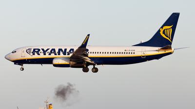 EI-EVS - Boeing 737-8AS - Ryanair