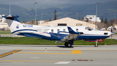 N273SM - Pilatus PC-12/45 - Private
