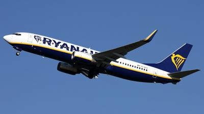 EI-DLX - Boeing 737-8AS - Ryanair