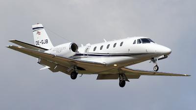 OE-GJB - Cessna 560XL Citation XLS+ - Private