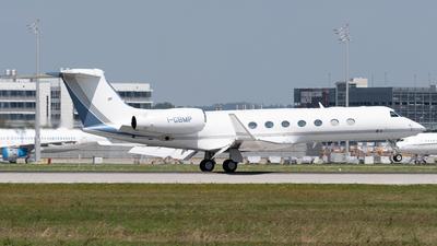 I-GBMP - Gulfstream G550 - Alba Servizi Aerotrasporti
