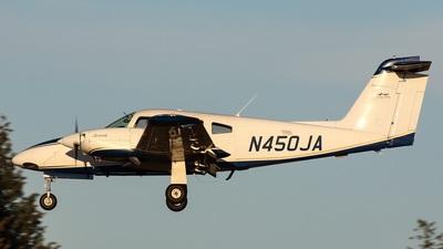 N450JA - Piper PA-44-180 Seminole - Hillsboro Aviation