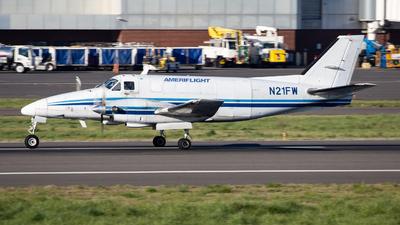 N21FW - Beech 99A Airliner - Ameriflight