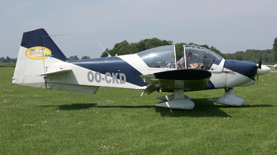 OO-CKD - Robin R2112 Alpha - Private