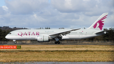 A7-BCI - Boeing 787-8 Dreamliner - Qatar Airways