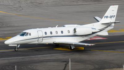 PR-OFF - Cessna 560XL Citation XLS Plus - Private