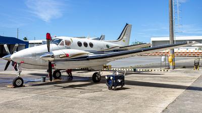 PR-TIN - Beechcraft C90B King Air - Private