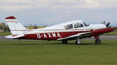 G-AXMA - Piper PA-24-180 Comanche - Private