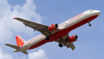 VT-PPL - Airbus A321-211 - Air India