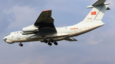 20640 - Ilyushin IL-76TD - China - Air Force