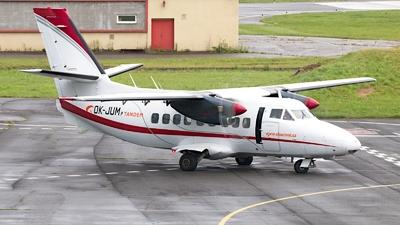 A picture of OKJUM - Let L410 Turbolet - [851401] - © Radim Koblížka