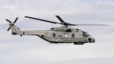 RN-04 - NH Industries NH-90NFH - Belgium - Navy