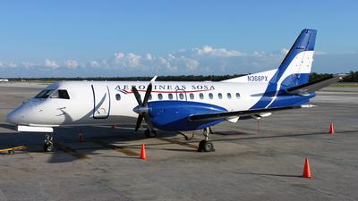 N366PX - Saab 340B - Aerolineas Sosa