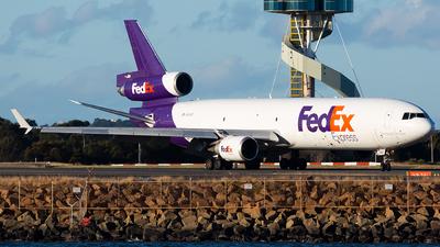 N583FE - McDonnell Douglas MD-11(F) - FedEx
