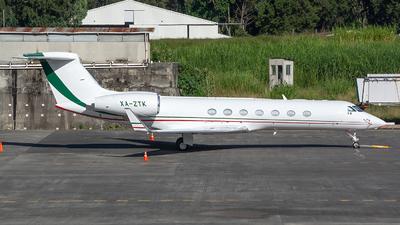 XA-ZTA - Bombardier Learjet 60 - Private