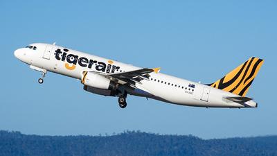 VH-VNC - Airbus A320-232 - Tigerair