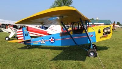 NX29LD - Pietenpol Gn-1 Aircamper - Private