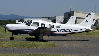 N710CC - Piper PA-32R-301T Saratoga II TC - Kurtz Enterprises