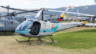 FAC4461 - Enstrom F-28F - Colombia - Air Force