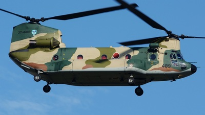 37-4489 - Kawasaki CH-47J Chinook - Japan - Air Self Defence Force (JASDF)