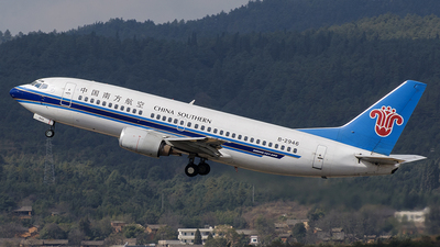 B-2946 - Boeing 737-37K - China Southern Airlines