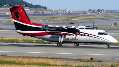 A picture of N892EA - De Havilland Canada Dash 8100 - Ravn Alaska - © Taylor Kim
