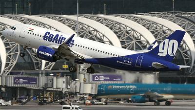 VT-WJC - Airbus A320-271N - Go Air