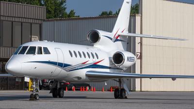 N195SV - Dassault Falcon 50 - Private