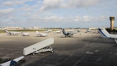 KPBI - Airport - Ramp