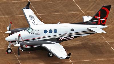 ZP-CHD - Beechcraft C90GTx King Air - Private