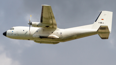 50-48 - Transall C-160D - Germany - Air Force