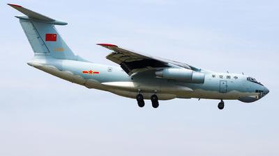 21045 - Ilyushin IL-76MD - China - Air Force