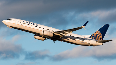N38473 - Boeing 737-924ER - United Airlines