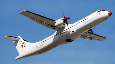OY-LHC - ATR 72-212 - Iberia Regional (Air Nostrum) (Danish Air Transport (DAT))