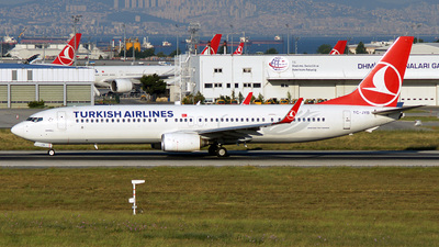 TC-JYB - Boeing 737-9F2ER - Turkish Airlines