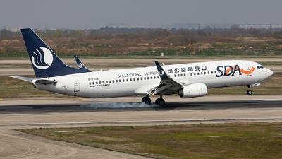 B-7808 - Boeing 737-85N - Shandong Airlines