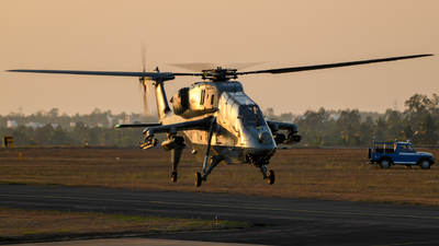 ZF4603 - Hindustan Aeronautics Light Combat Helicopter - India - Air Force