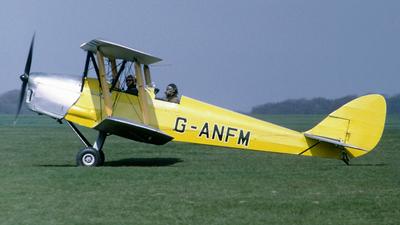 G-ANFM - De Havilland DH-82A Tiger Moth - Private