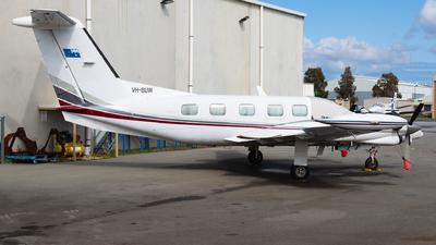 VH-BUW - Piper PA-42-720 Cheyenne IIIA - Private