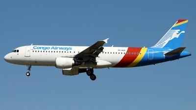 9S-AKD - Airbus A320-216 - Congo Airways