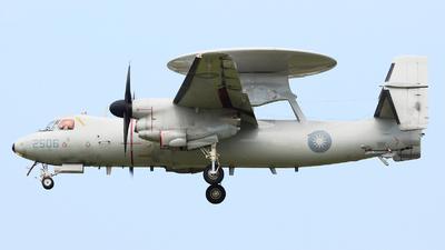 2506 - Grumman E-2K Hawkeye 2000E - Taiwan - Air Force
