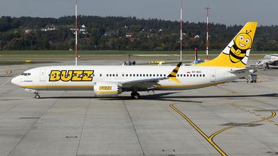 SP-RZC - Boeing 737-8-200 MAX - Buzz