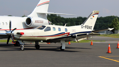 D-FGWZ - Socata TBM-850 - Private