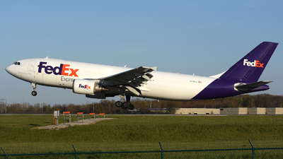A picture of N731FD - Airbus A300B4605R(F) - FedEx - © DJ Reed - OPShots Photo Team