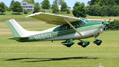 A picture of N8815X - Cessna 182D Skylane - [18253215] - © DJ Reed - OPShots Photo Team
